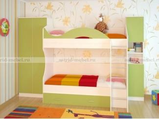 Детская Геометрия 2 - Мебельная фабрика «Астрид-Мебель (Циркон)»