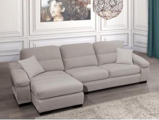 Угловой диван Торонто с оттоманкой