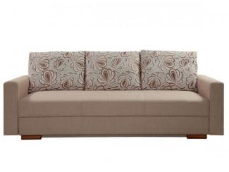 Диван прямой Лира с боковинами - Мебельная фабрика «Боровичи-Мебель»