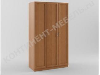 Шкаф распашной 3-х дверный - Мебельная фабрика «Континент-мебель»