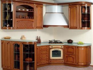 Кухонный гарнитур угловой Эхмея 2 - Мебельная фабрика «Монолит»