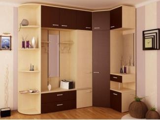 Удобный угловой шкаф 5 - Мебельная фабрика «Массив», г. Владимир