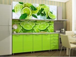 Зеленая кухня Лайм-2 - Изготовление мебели на заказ «Союз»