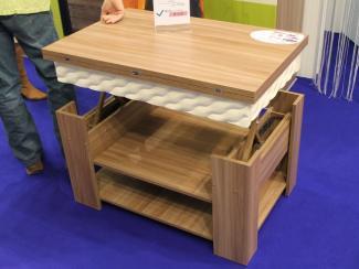 Мебельная выставка Москва: стол журнальный