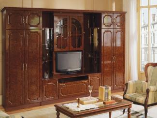 Гостиная стенка Конгрессмен - Мебельная фабрика «Виктория»