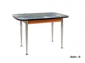 Стол с фотопечатью Бабл - Мебельная фабрика «Tandem»