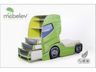 Кровать-грузовик  Скания+1  - Мебельная фабрика «МебеЛев», г. Набережные Челны