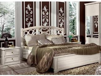 Спальня Tiffany ясень - Мебельная фабрика «Шатура»