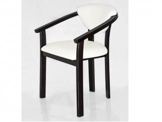 Стул с подлокотниками Гала  - Мебельная фабрика «Апшера (Апшеронская мебельная фабрика)»
