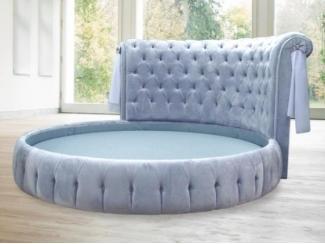 Кровать с высоким изголовьем Чери  - Мебельная фабрика «Мебельный Край»