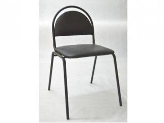 Черный офисный стул - Мебельная фабрика «Сафина»