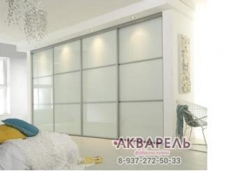Встроенный шкаф-купе Альмир - Мебельная фабрика «Акварель»