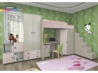 Детская Лада  с фотопечатью  Мозаика - Мебельная фабрика «Мульто»