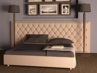 Кровать кожаная Селина - Мебельная фабрика «Котка»