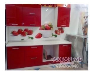 КУХНЯ КЛУБНИЧКА - Мебельная фабрика «Акварель»