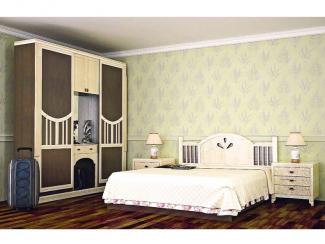 Спальный гарнитур Полонез - Мебельная фабрика «Эльф»