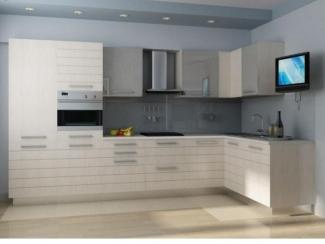 Современная угловая кухня  - Мебельная фабрика «Перспектива»