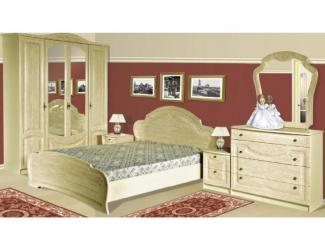 Спальный гарнитур Елена - Мебельная фабрика «Северная Двина»