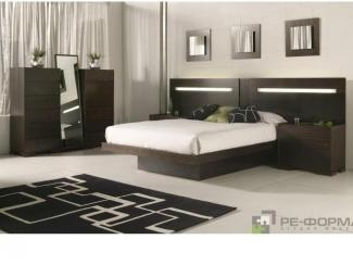 Спальня Ре-Форма 006 - Изготовление мебели на заказ «Ре-Форма», г. Уфа