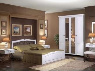 Спальня Лукреция - Мебельная фабрика «Ижмебель»
