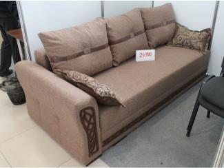 Мебельная выставка Сочи: Диван прямой - Мебельная фабрика «Витэк»