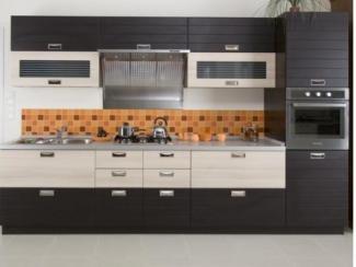Кухонный гарнитур прямой Феррара - Изготовление мебели на заказ «Атташе»