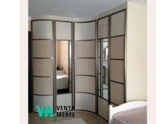 ШКАФ РАДИУСНЫЙ VENTA-0167 - Мебельная фабрика «Вента Мебель»