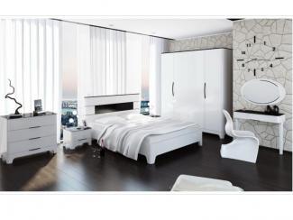 Спальный гарнитур Верона  - Мебельная фабрика «Мебель-Неман»