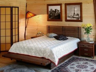 Кровать в японском стиле HAWAIIAN