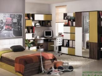 детская комната Модекс - Мебельная фабрика «Любимый дом (Алмаз)»