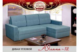 Угловой диван Юляна-12 исполнение 1 - Мебельная фабрика «ЮлЯна»