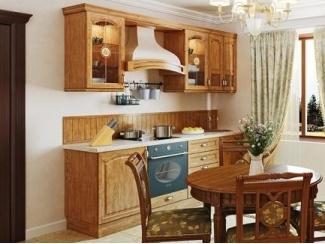 Красивая кухня Ника  - Мебельная фабрика «Кухни Медынь»