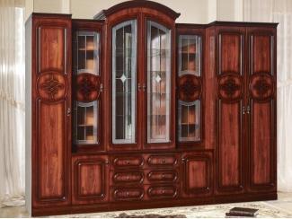 Модульная система для гостиной Азалия 12У - Мебельная фабрика «Прогресс», г. Вологда