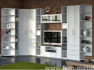 Мебель для гостиной с полками Эстель  - Мебельная фабрика «Фран»