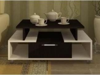 Стильный журнальный стол №4 - Изготовление мебели на заказ «Мебель для вашего дома»