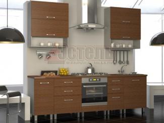 Кухонный гарнитур прямой Корица - Мебельная фабрика «Эстель»