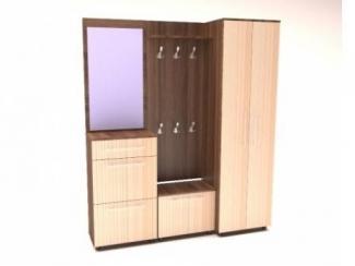 Модульная прихожая Токио-1 - Мебельная фабрика «Мебельградъ»