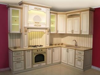 Кухня угловая Марта - Мебельная фабрика «Виктория»