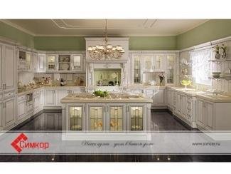 Элитная кухня Руджери - Мебельная фабрика «Симкор»