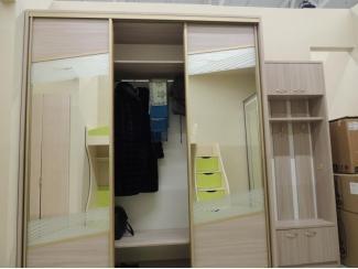 Шкаф-купе с зеркалом - Мебельная фабрика «Статус»