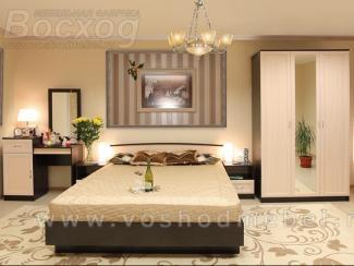 Спальня  - Мебельная фабрика «Восход»