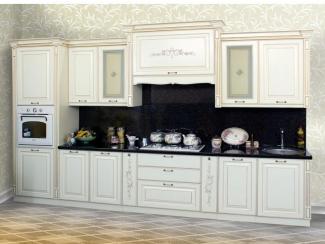 Кухня Элиза премиум-400 - Мебельная фабрика «Буденновская мебельная компания»