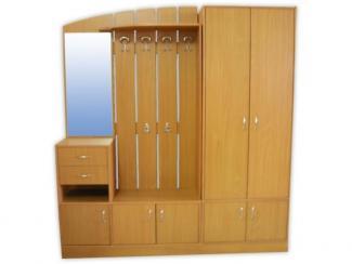 Прихожая прямая Янтарь - Мебельная фабрика «Мебель эконом»