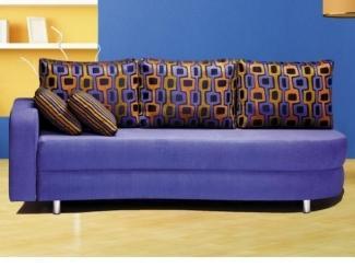 Яркий диван-еврокнижка Лацио