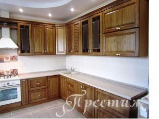 Кухня из массива дерева КЛАССИКА - Мебельная фабрика «Престиж»