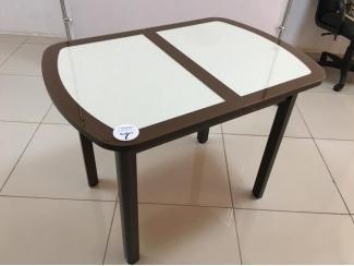 Стол  Марк-S  со столешницей оракал   кожа - Мебельная фабрика «Classen»