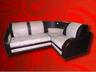 Диван с баром Соло  - Мебельная фабрика «Ваш стиль»