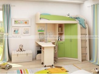 Детская Геометрия 1 - Мебельная фабрика «Астрид-Мебель (Циркон)»