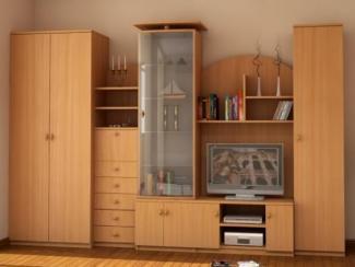 Гостиная стенка Ромео-2 - Мебельная фабрика «Мебель-комфорт», г. Березовский