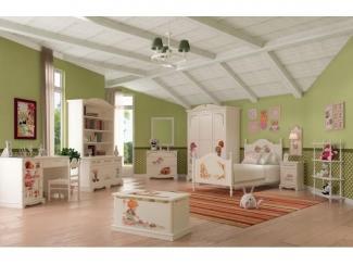 Детская Французские Мотивы - Мебельная фабрика «Артим»